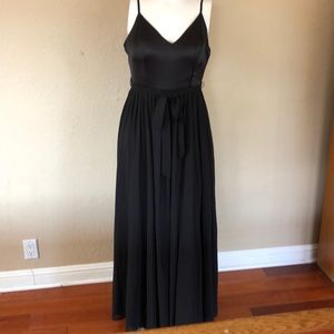 ModCloth Meant to Be V-Neck Maxi Dress